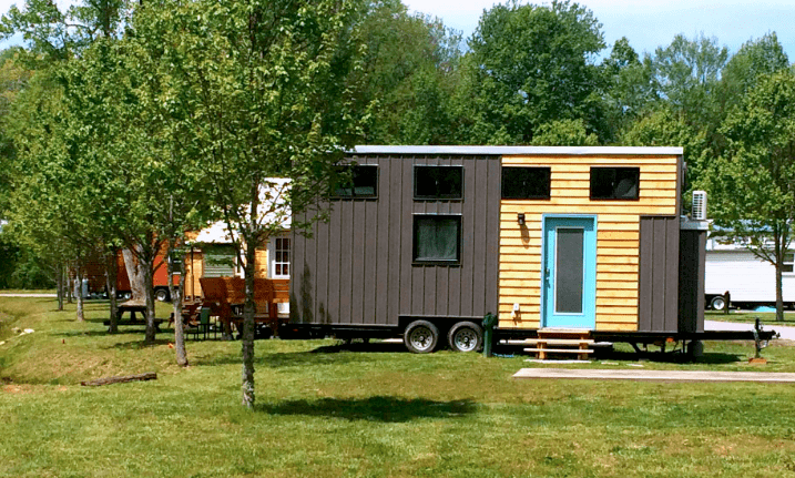 Tiny Towable Home Vs Rv Of Course Homes Win