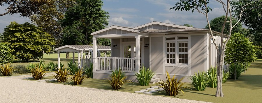 Simple Life Cottage Home - SI-2
