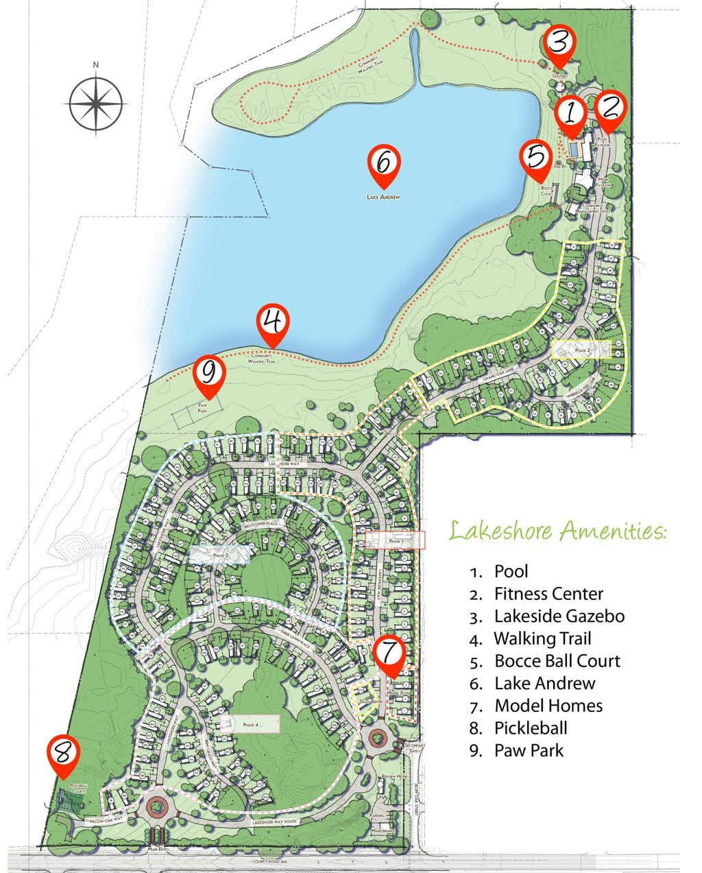 Simple Life - Lakeshore Community Map_Image Only_10-27-2020